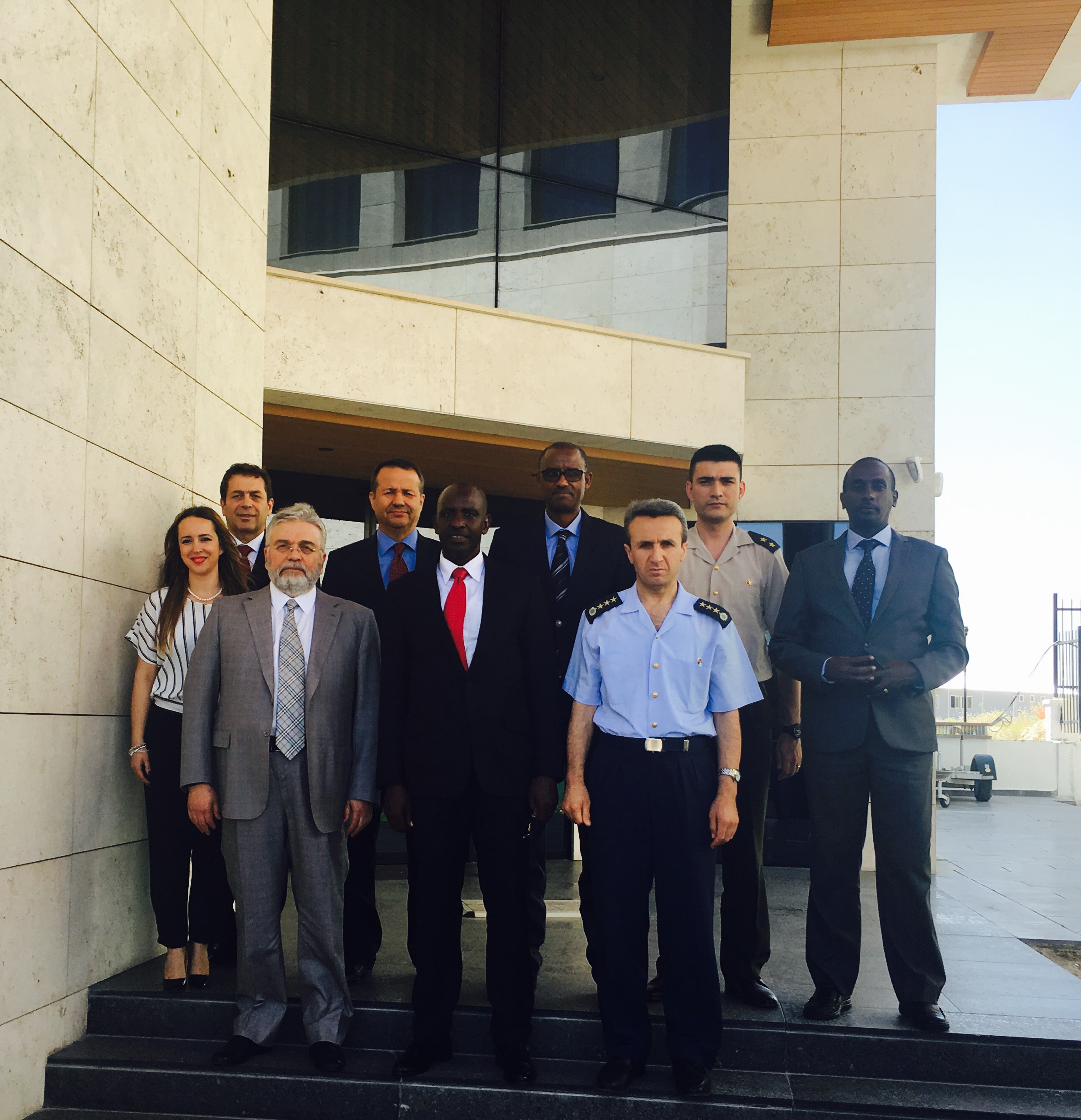 RWANDA DELEGATION'S VISIT IS HELD SUCCESFULLY…