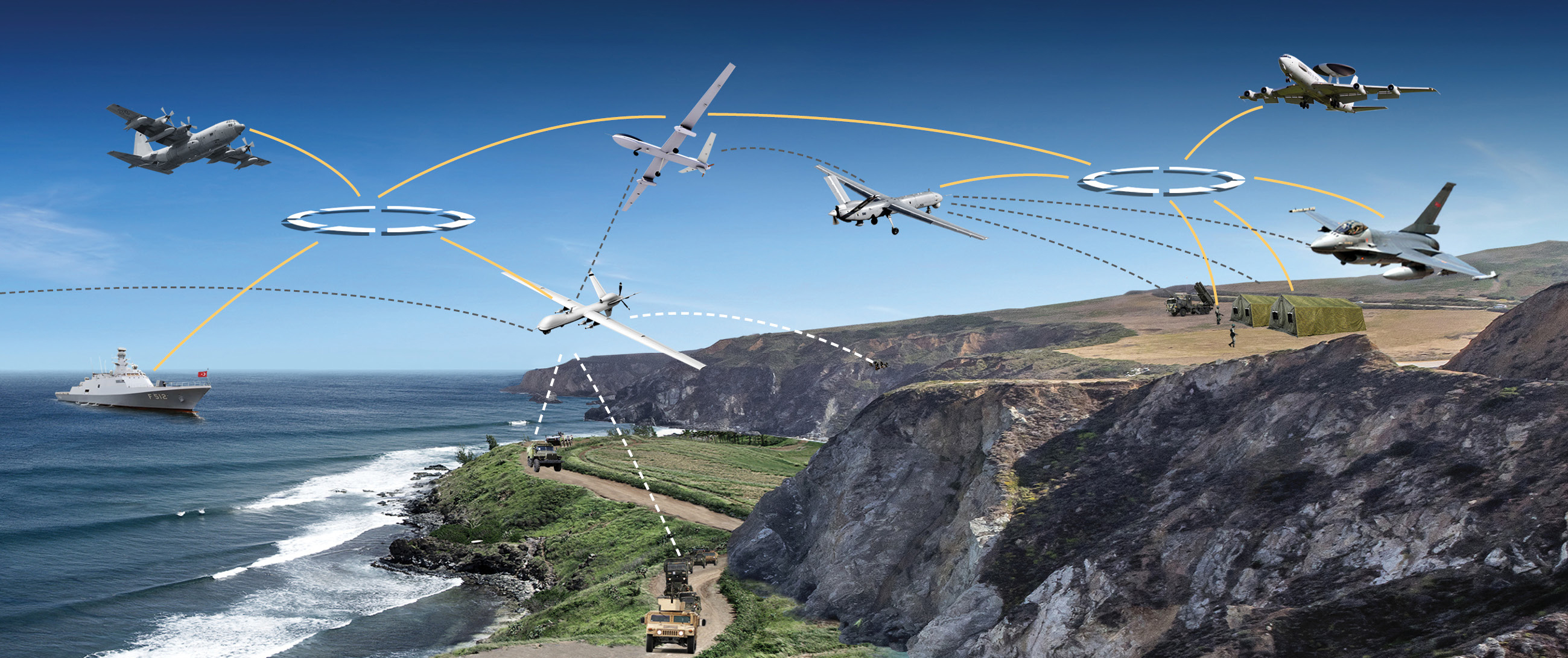 The Contract About Marine Tactical Radio Network Is Sıgned with SSB…