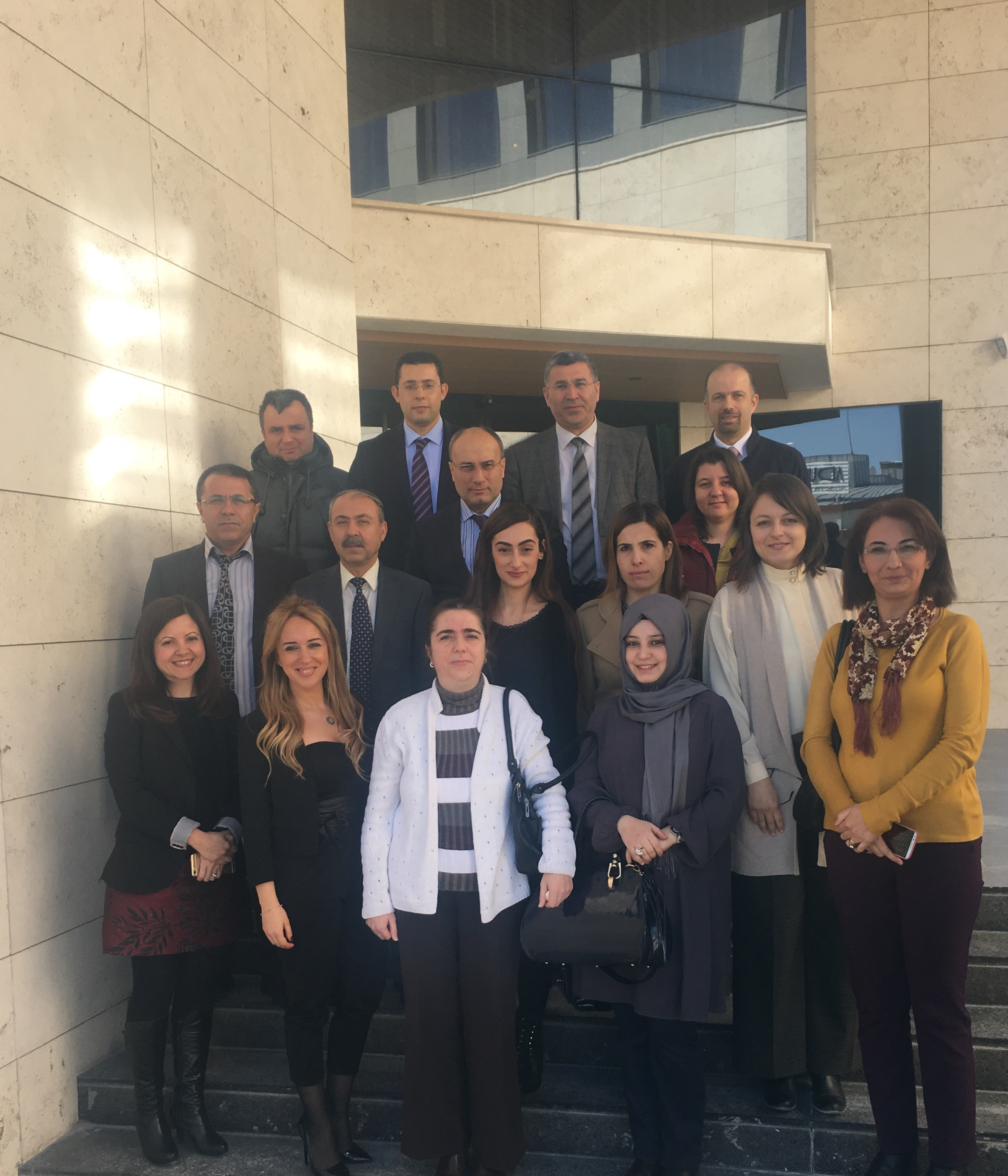 Directorate General for Science and Technology Visited ONUR...