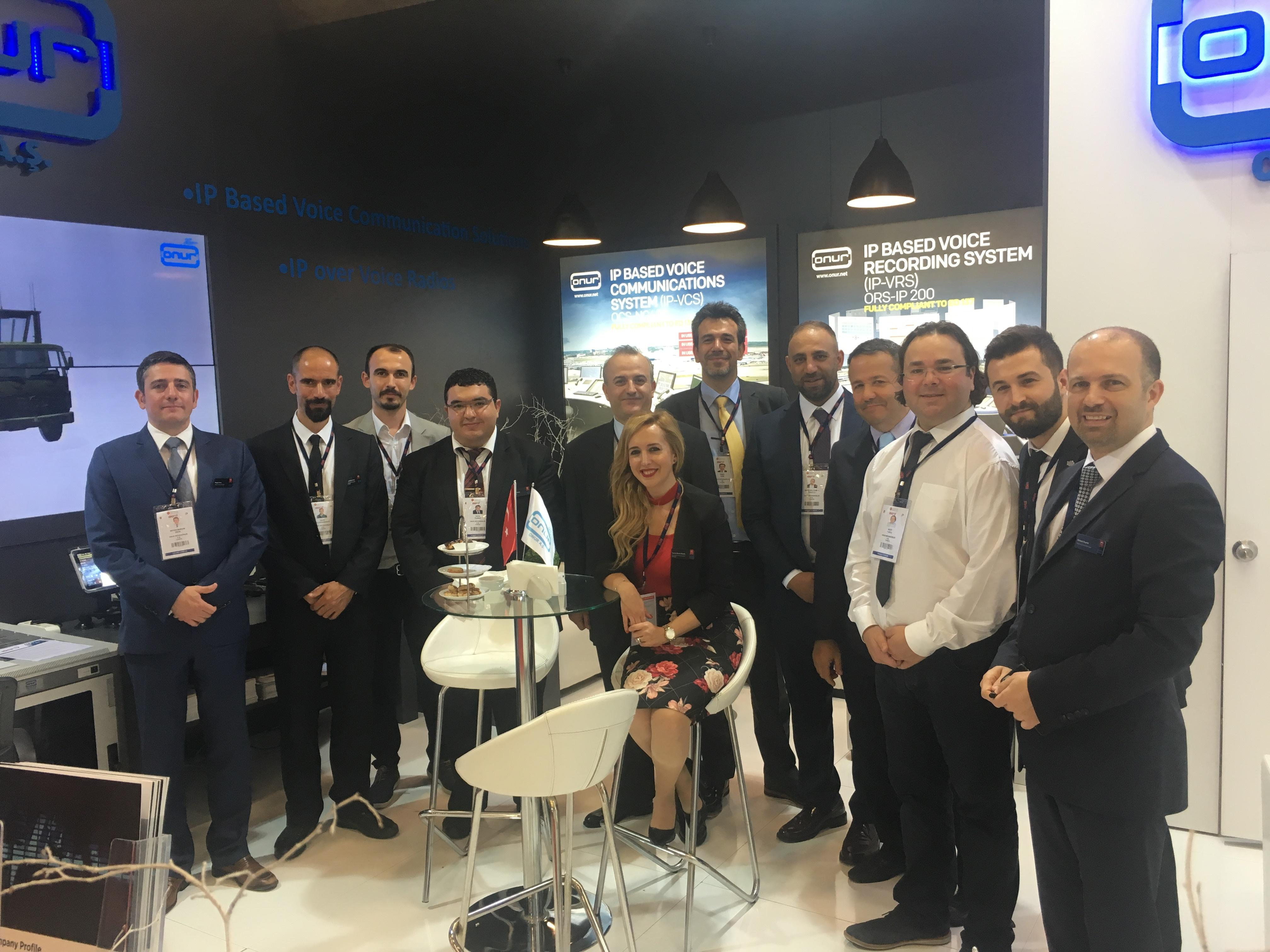 We`re proud for the interest that is shown during IDEF...