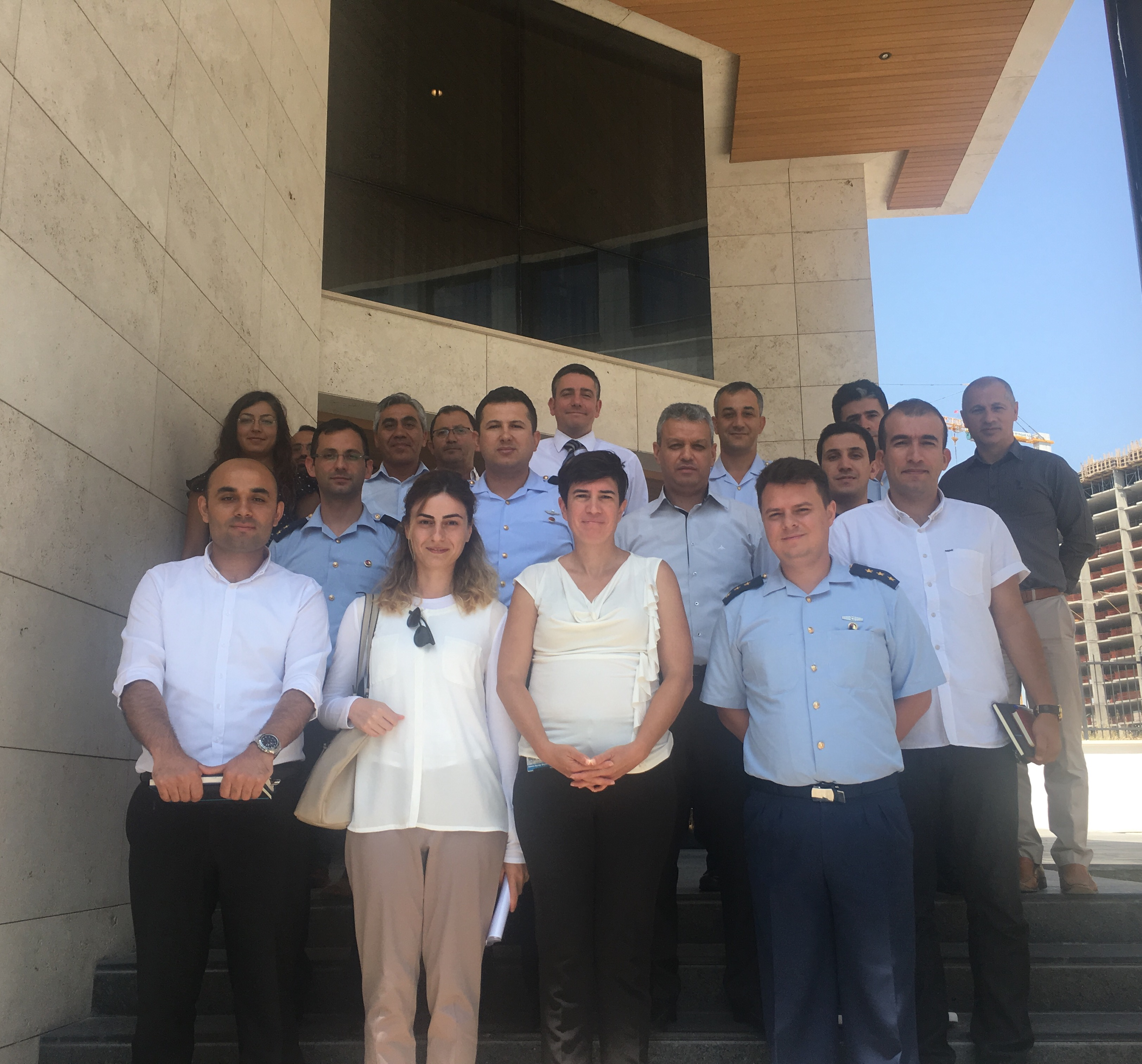AIR DEFENSE NETWORK PROJECT 2nd PHASE INITIAL MEETING HAS BEEN ACHIEVED...