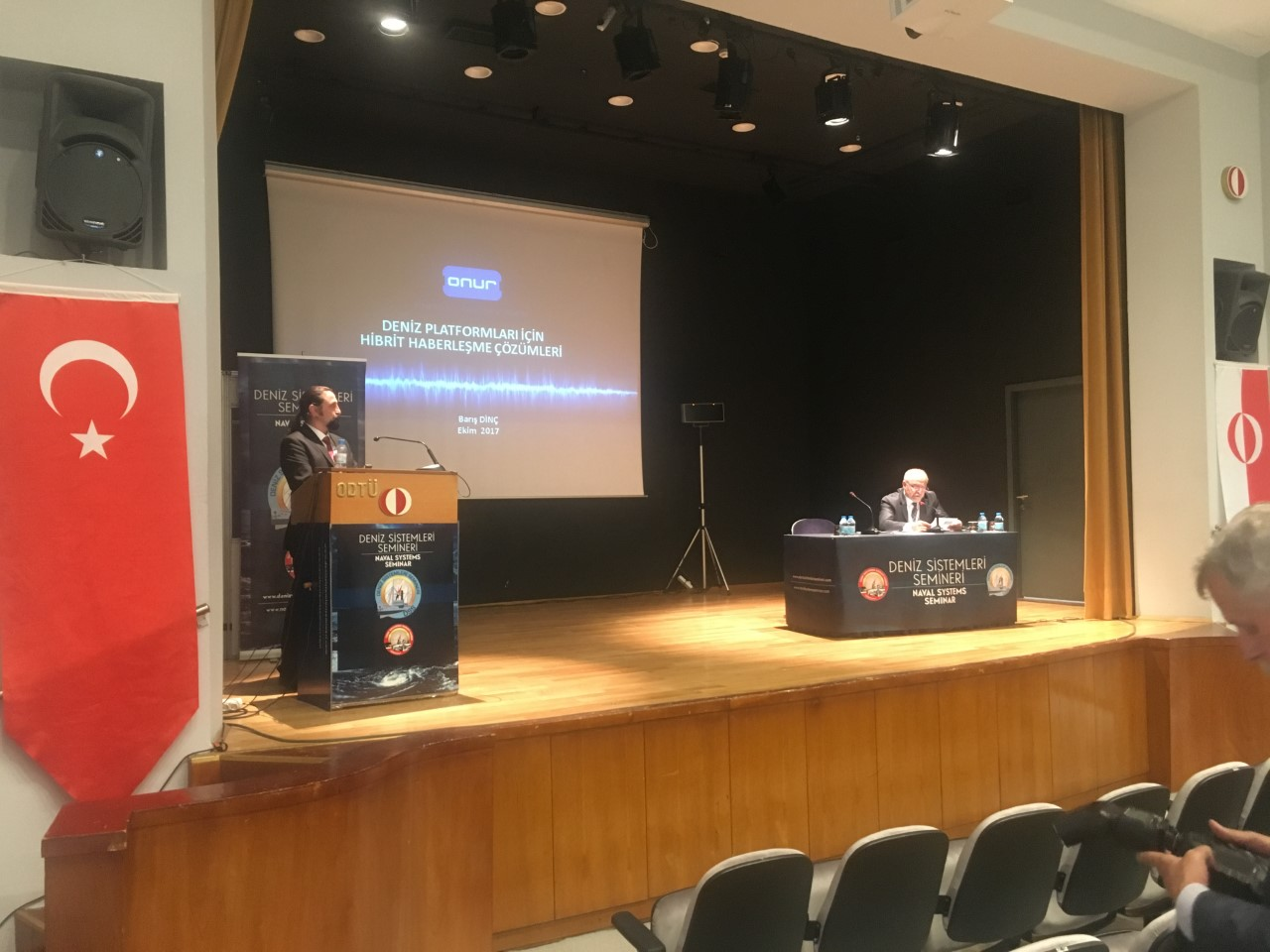 We`ve Performed our Presentation with Success During 8th Naval Systems Seminar ...