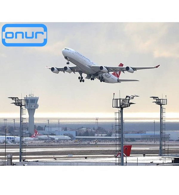 GENERAL DIRECTORATE OF STATE AIRPORTS AUTHORITY PREFERS ONUR ONCE MORE FOR THE NEW GENERATION IP BASED VOICE COMMUNICATION AND RECORDING SYSTEMS