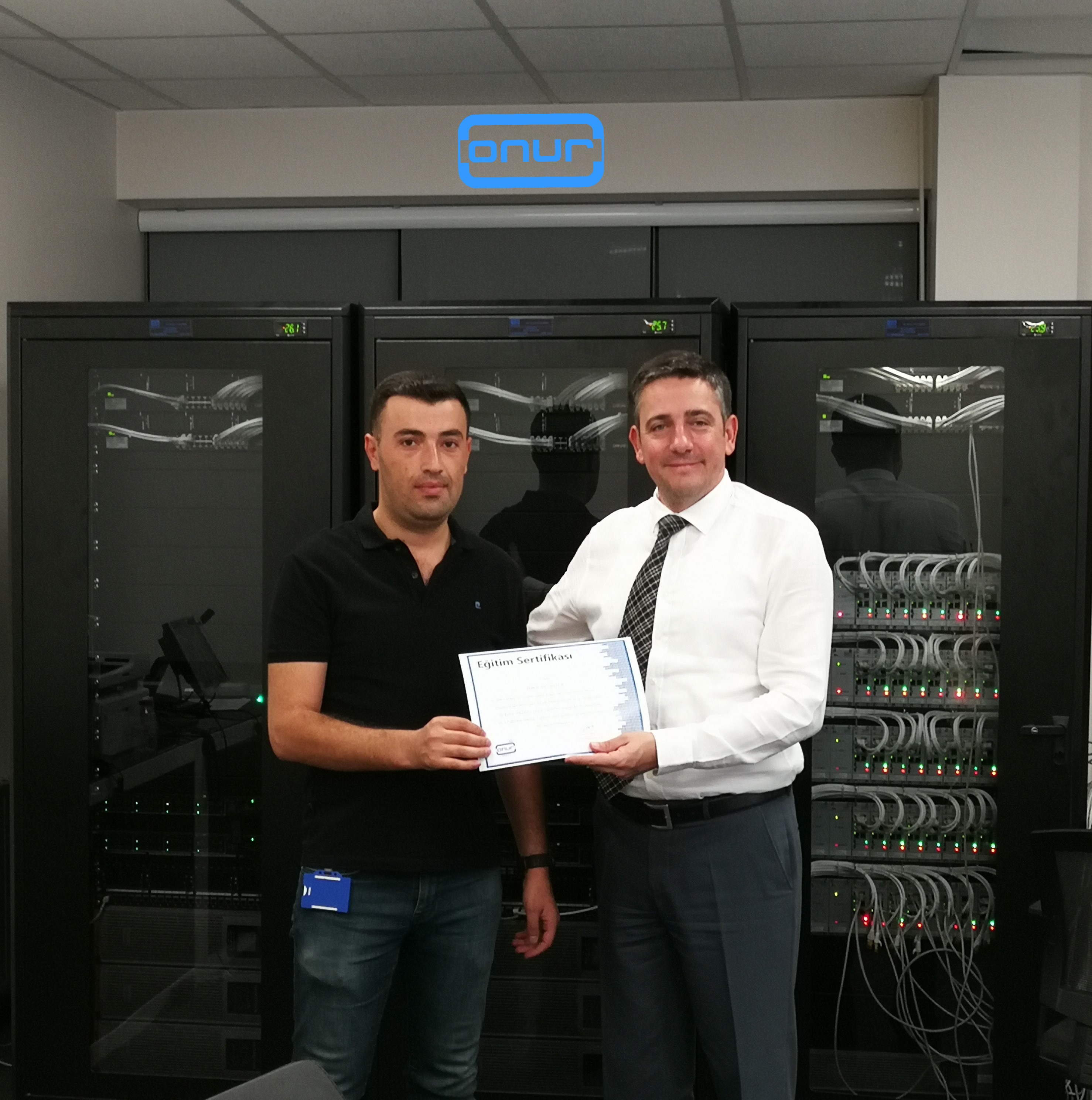 We completed DHMI factory technical training.