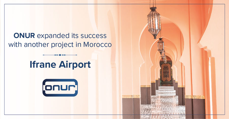ONUR expanded its success with another project abroad.