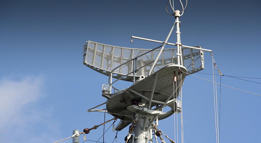 ARPA LPI Capable Radar
