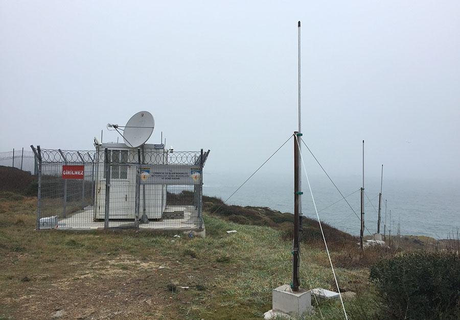 HF Wave Radar Systems