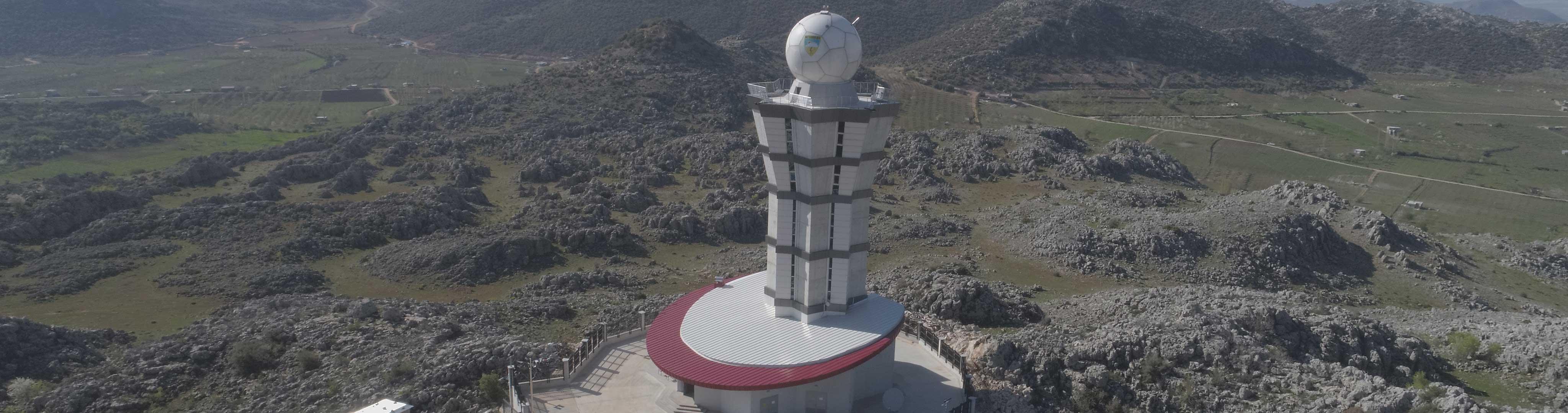 <h3>C-BAND METEOROLOGICAL RADAR</h3>  <p>For Turkish State Meteorological Service</p>